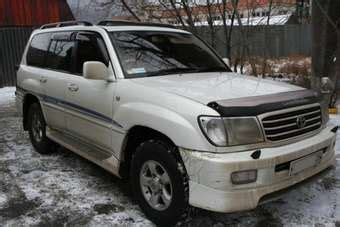 accident recorder 1998 toyota land cruiser auto manual 1998 toyota land cruiser pictures