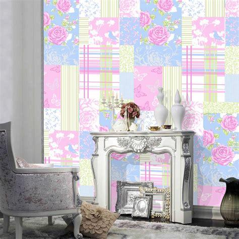 Pollyanna Patchwork - patchwork quilt wallpaper wallpapersafari