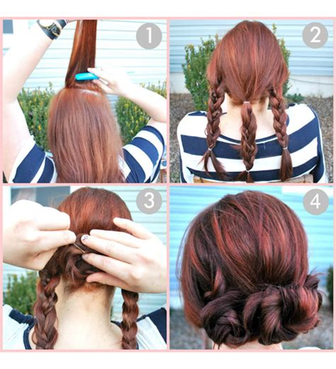 easy hairstyles for school 10 easy school hairstyles for girls