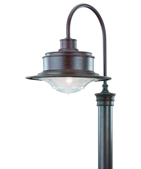 troy lighting p9394 south 1 light outdoor post l