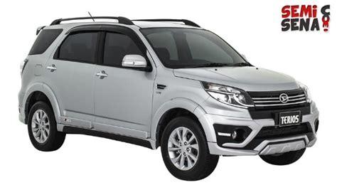 Lu Mobil Daihatsu Terios Harga Baru Daihatsu Terios Tx Manual