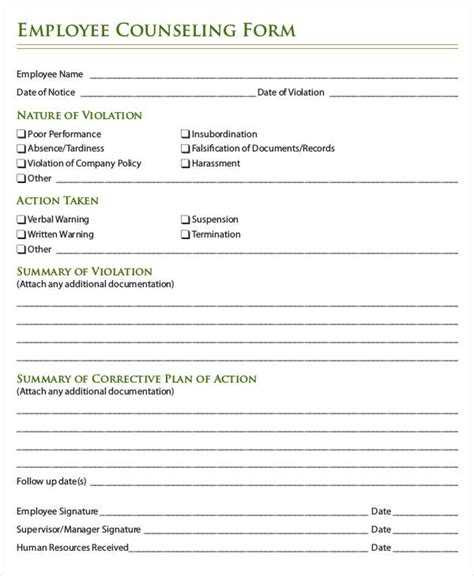 employee written warning template weld teaching pinterest template