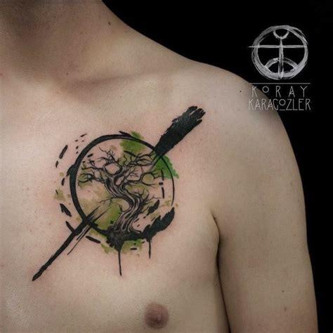 tattoo oriental espiral japanese tree tattoo tatuajes ideas de tatuajes y