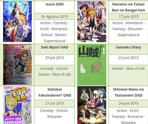 anime lengkap daftar anime summer 2015 lengkap