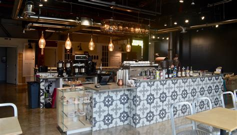 Copper Door Bar by Denver Established Coffee Brands Expand Their Influence