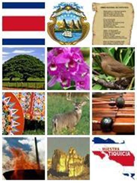 imagenes de simbolos nacionales de costa rica para colorear nuestra tiquicia tiquicia