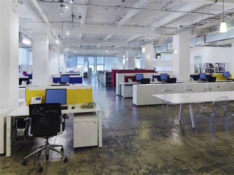 Workspace Interiors by Emerging Trends Shared Economy May Alter Office And