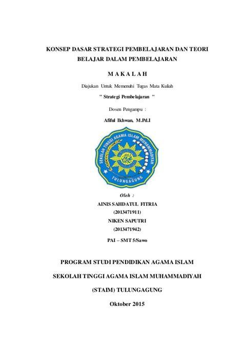 contoh membuat kata pengantar makalah pkn contoh makalah indonesia contoh 37