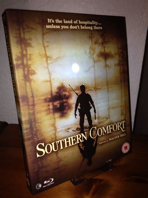 southern comfort blu ray southern comfort limited edition blu ray slipcover uk