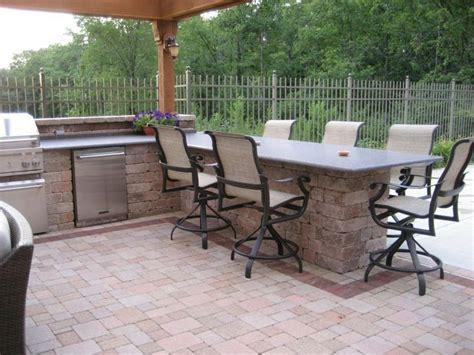 outdoor kitchen bar stools 25 best ideas about outdoor bar stools on pinterest
