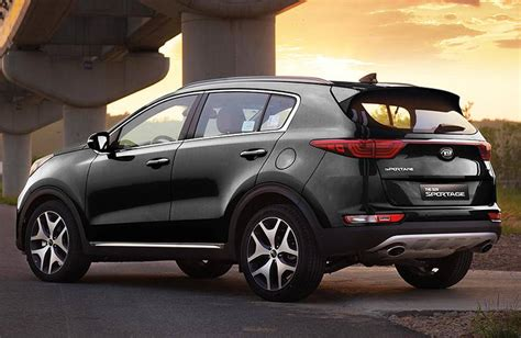 Kia Sportage Commercial Vehicle Cars Best New Compact Suv For 2017 Kia Sportage