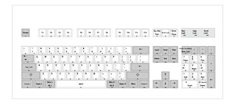 keyboard layout us english the design axes
