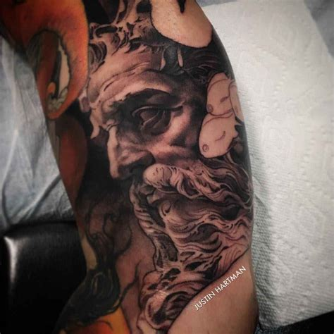 tattoo artists justin hartman from mesa usa inkppl