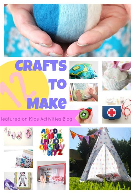Of The Best Craft Blogs by Crafts To Make At Home And A List Of 11 Colorful Craft