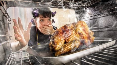 Turkeys In The Kitchen by 10 Ways To Salvage A Burnt Meal