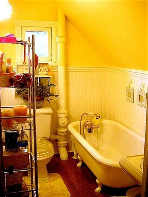 bright yellow bathroom yellow bathroom decor bclskeystrokes