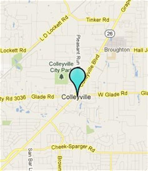 colleyville texas map colleyville tx pictures posters news and on your pursuit hobbies interests and worries
