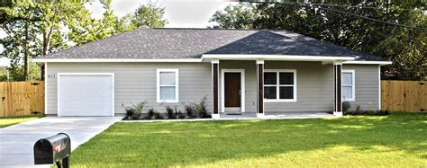 Small New Home Developments Fort Walton New Home Construction Renovating And