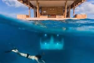 best underwater hotels