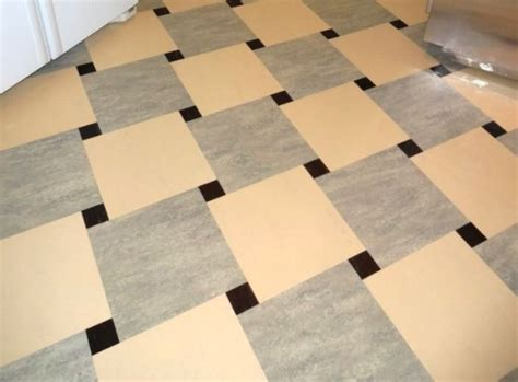 linoleum tiles and sheet lino