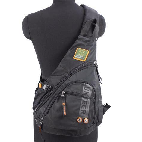 Tas Selempang Crossback Sling Bag 1 oxford sling knapsack bag