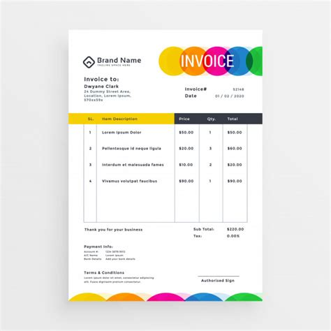 invoice design psd free download invoice design vectors photos and psd files free download
