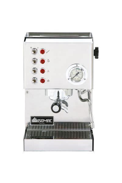 Edelstahl Espressomaschine Polieren by Isomac Venus Espressomaschine Edelstahl Poliert Caffe Milano