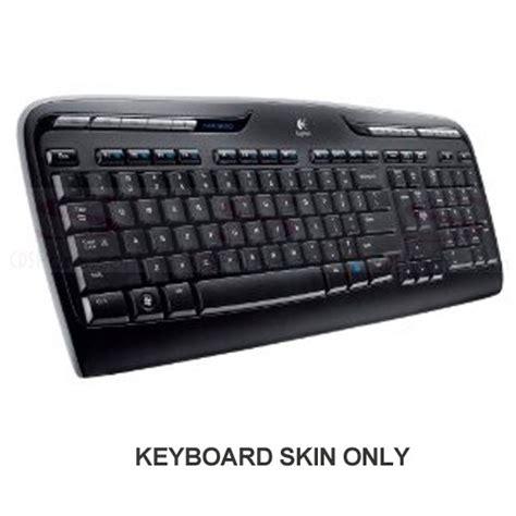 Keyboard Logitech Mk320 new logitech mk300 mk320 y r0002 y r0009 clear computer keyboard cover skin ebay