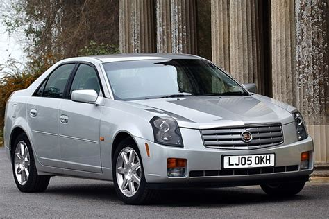 Cadillac Cts 2005 Price by Cadillac Cts Saloon Review 2005 2007 Parkers