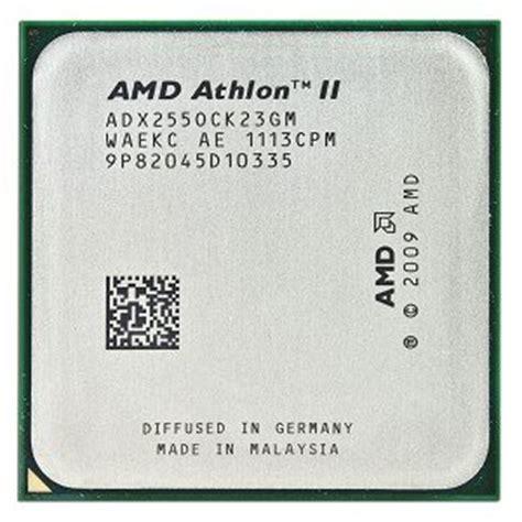 Processor Amd Athlon Ii X2 255 3 1ghz amd athlon ii x2 255 3 1ghz 2x1mb socket am3