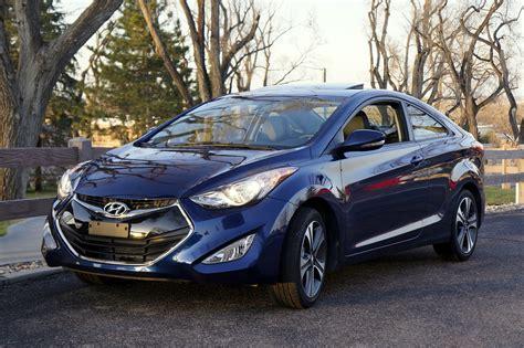 2013 Hyundai Elantra Se 2013 Hyundai Elantra Se Fwd Coupe Stu S Reviews