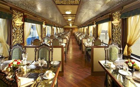 luxury trains of india 7 super luxury trains in india that are worth spending a