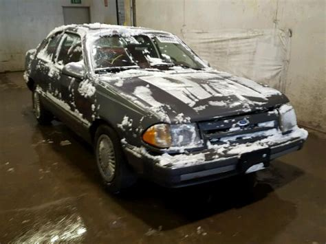 1986 ford tempo auto auction ended on vin 1fabp19x2gk109798 1986 ford