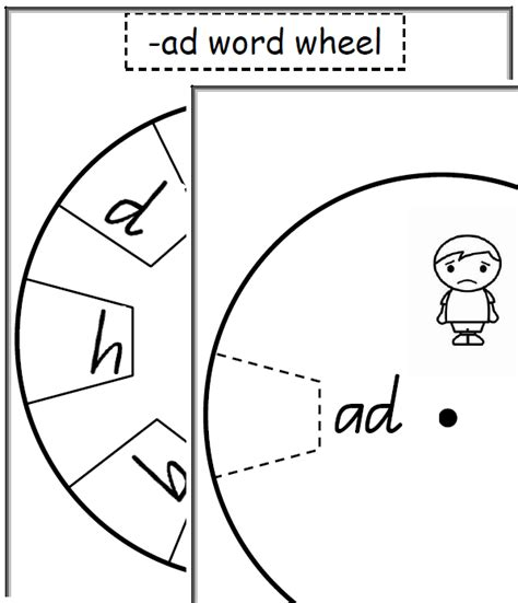 word wheel template cvc word wheels 50 word families keepkidsreading