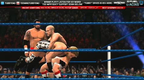 king of swing cesaro wwe 2k14 story quot king of swing quot part 9 youtube