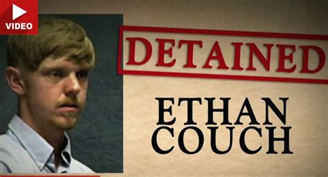 ethan couch reddit texas teen who got away with killing 4 people while drunk driving arrested after fleeing to mexico