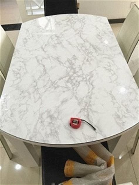 Granite Stickers For Countertops by Grey Granite Look Marble Gloss Vinyl Self Adhesive