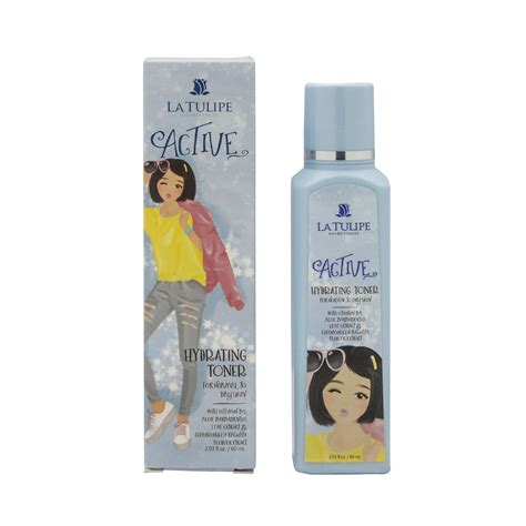 2 In 1 Cleanser Active Series La Tulipe Disc 15 la tulipe active hydrating toner for normal to skin