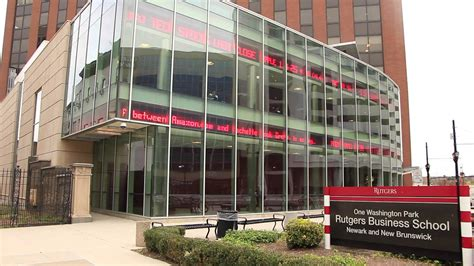 Rutgers School Of Business Camden Mba Program by Rutgers Business School Program Helps Small Businesses