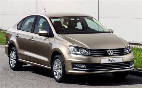 volkswagen polo sedan 2016 volkswagen polo sedan 2018 2019 цена и характеристики