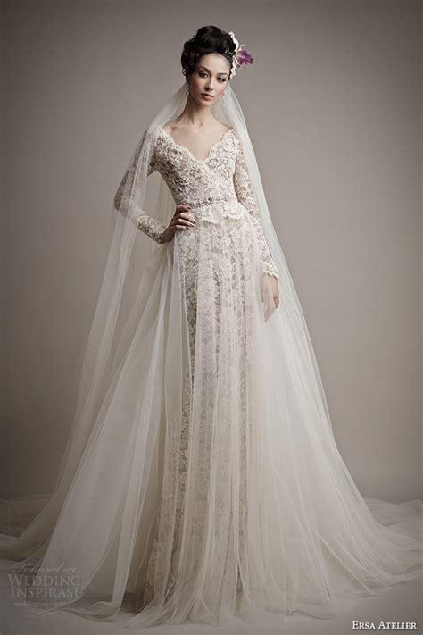 ersa atelier spring 2015 wedding dresses wedding inspirasi