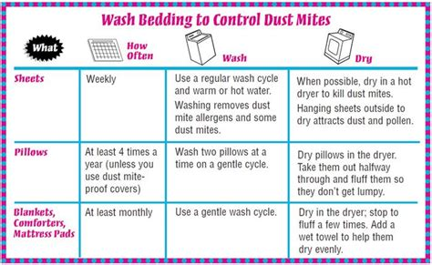 allergies in bedroom only cleaning to control asthma wash bedding