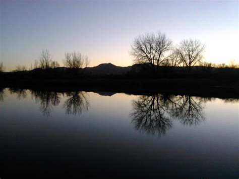 sunset at sawhill ponds boulder colorado high quality fishing near boulder familyvance