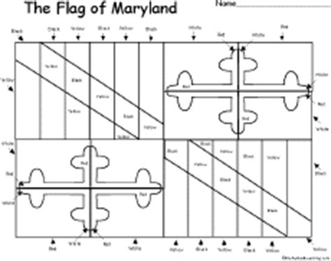maryland facts map and state symbols enchantedlearning com