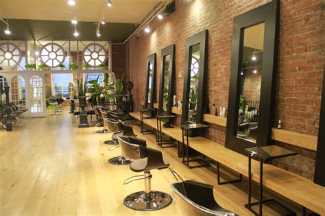Hair Dresser Nyc by Green Review Hale Organic Salon Ecocult