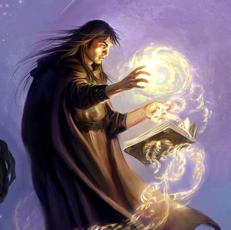 spellwright artwork by todd lockwood science magic
