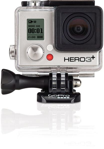 Kamera Gopro 3 Silver Edition 10mp gopro hd hero3 silver edition