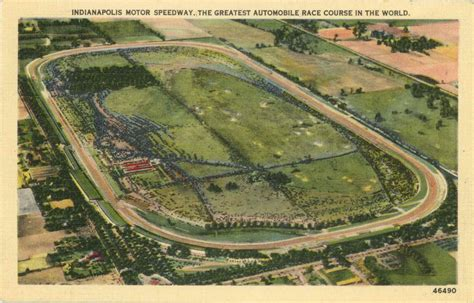 how to a to track indy 500 postcards archives chuck s toyland