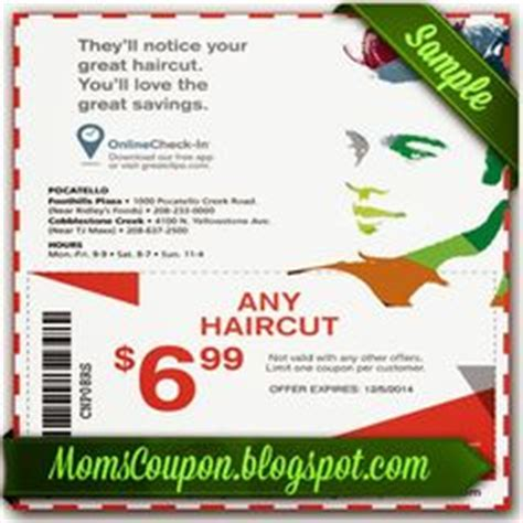 haircut coupons jefferson city missouri great clips for january coupons 2015 pinterest great