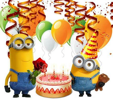 imagenes happy birthday minions birthday minions minions pinterest birthdays happy